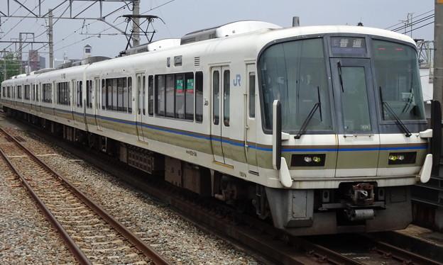 JR西日本嵯峨野・山陰線221系