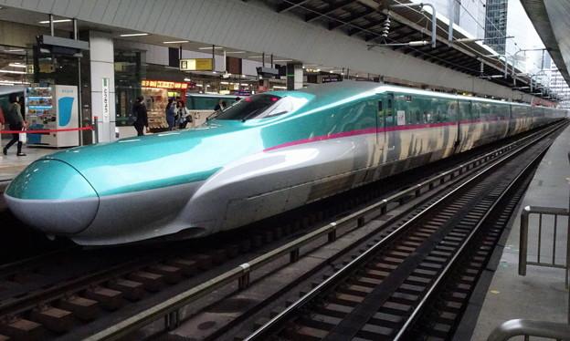 JR東日本東北新幹線E5系「はやぶさ」