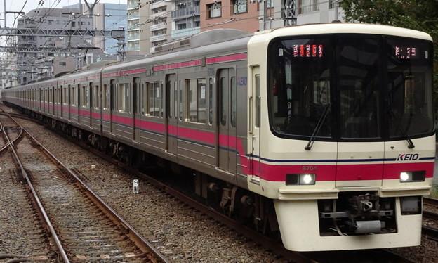 京王線系統8000系(アルゼンチン共和国杯当日)