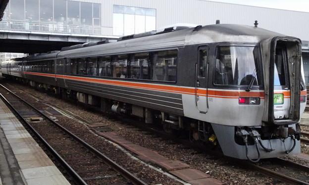 JR東海東海鉄道事業本部 キハ85系「ワイドビューひだ」