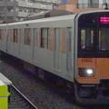 Photos: 東武鉄道50050系 東急田園都市線急行(雹が降る直前に撮影)