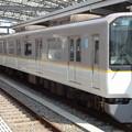 近鉄9820系 阪神電車甲子園駅にて