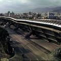 阪神・淡路大震災で倒壊した阪神高速道路
