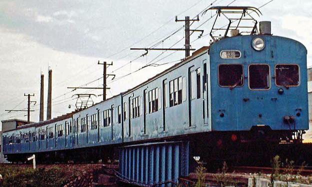 国鉄富山港線72系