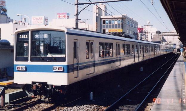 東武野田線2080系