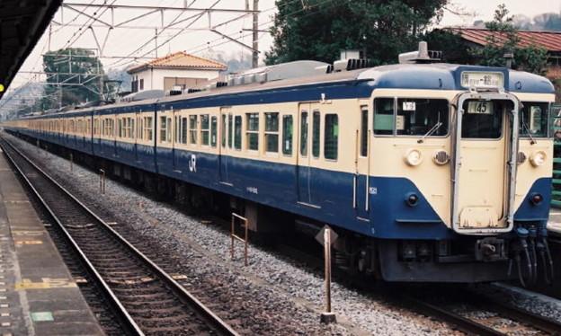 JR東日本総武快速・横須賀線113系
