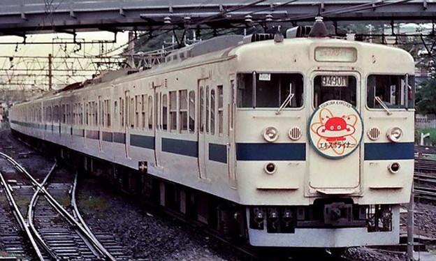 国鉄(現在のJR東日本)常磐線415系