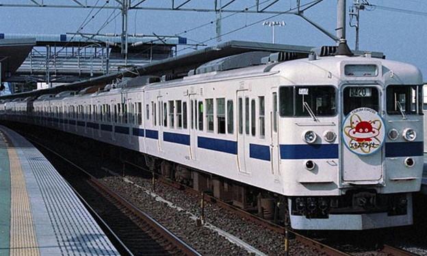 国鉄水戸鉄道管理局(現在のJR東日本水戸支社) 常磐線415系