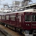 Photos: 阪急電車京都線7300系(大阪メトロ堺筋線直通準急)