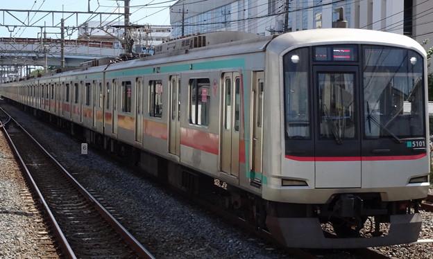 東急電鉄5000系 東武スカイツリーライン(伊勢崎線)