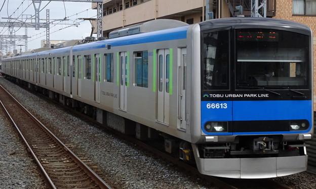 東武アーバンパークライン(野田線)60000系