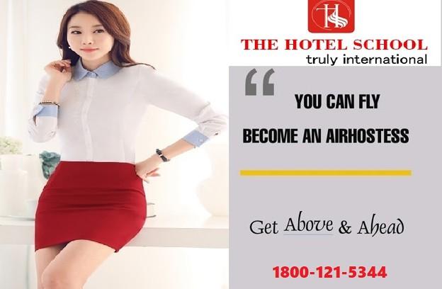 Air Hostess Course in Delhi