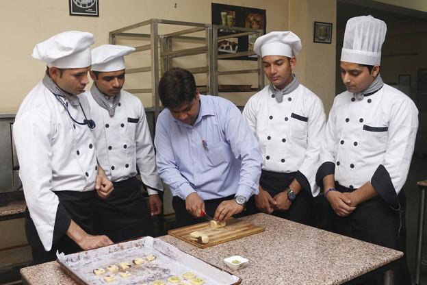 Photos: Hotel Management Institutes in Delhi