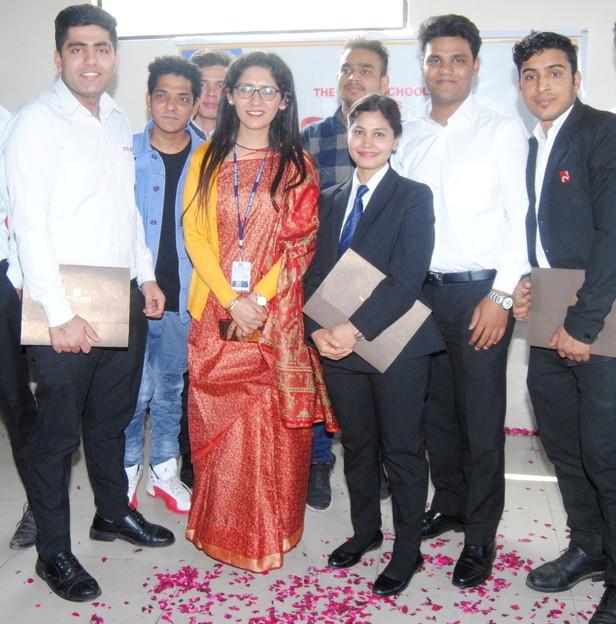 Photos: Hotel Management College in Delhi