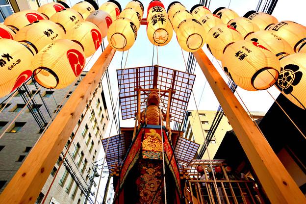 写真: 京都祇園祭