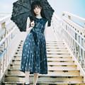 Parasol woman