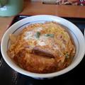 山田うどん カツ丼 安くて美味いじゃん♪