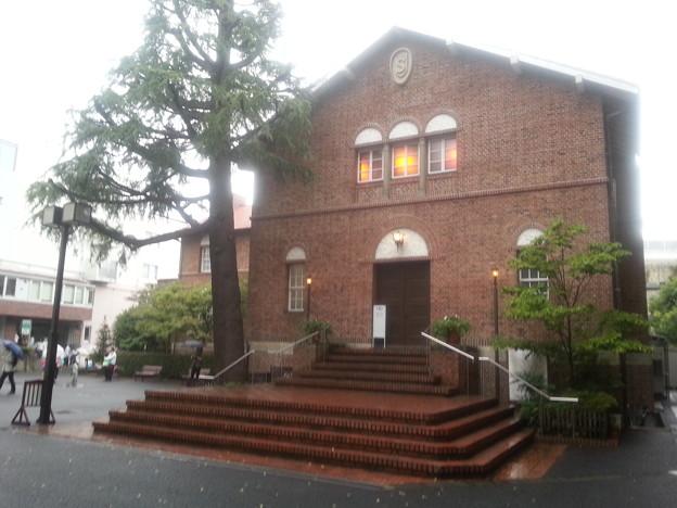 早稲田奉仕園・スコットホール