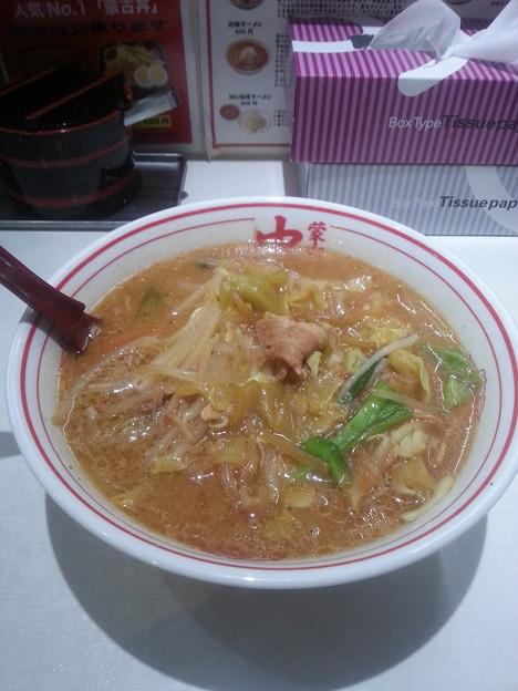 中本 初級 味噌タンタン