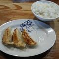究極ラーメン Aセット 餃子 ライス