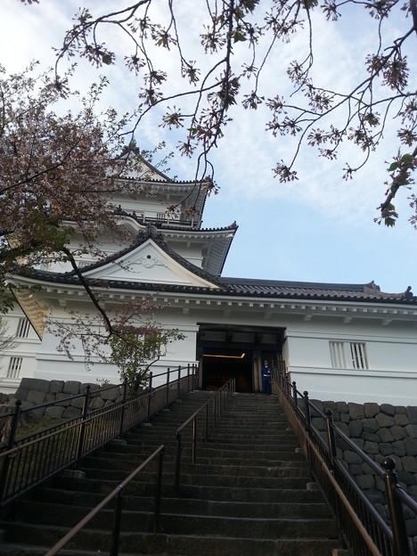 いざ 小田原城に出陣~(>_<)。