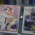 写真: こみっくがーるず アニメイト特典 第1巻第2巻コミック表紙カード