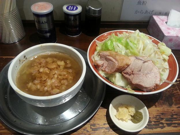 麺でる 特製つけ麺 うんめ-にゃ~(≧▽≦)