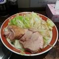 特製つけ麺 野菜普通 味濃いめ