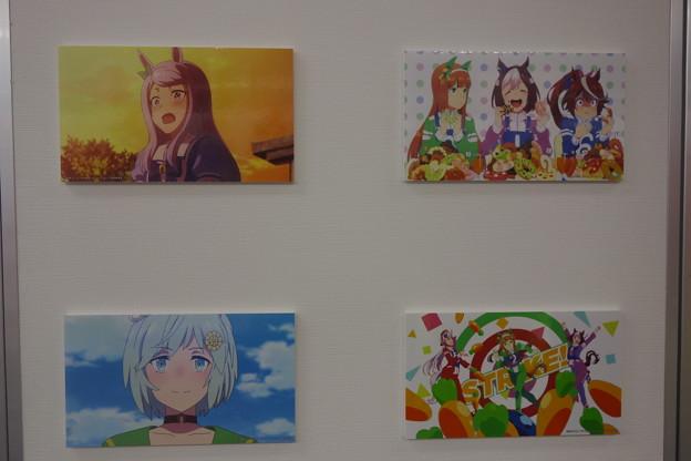 ウマ娘 アニメ場面写真パネル