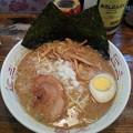 長浜ラーメン 麺ふつう あっさり