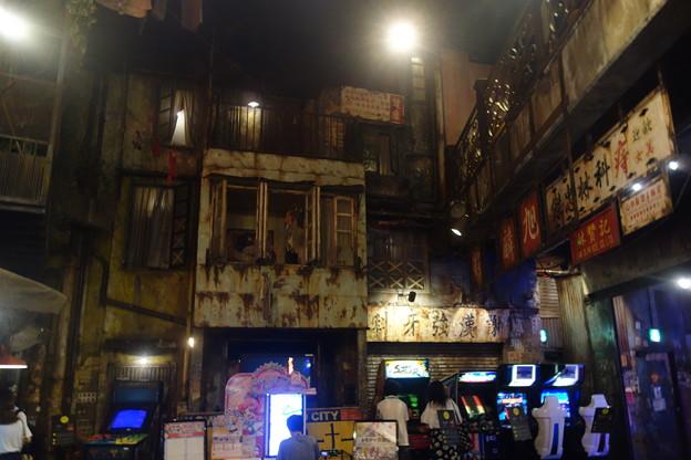 九龍城砦 ゲームセンター