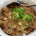 Photos: あんかけ牛丼