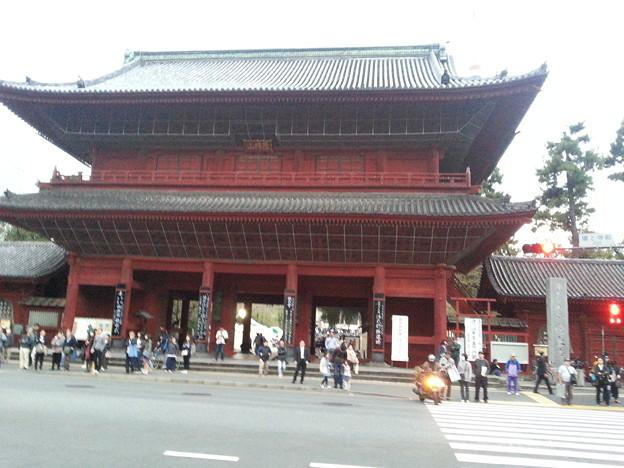 浜祭 増上寺