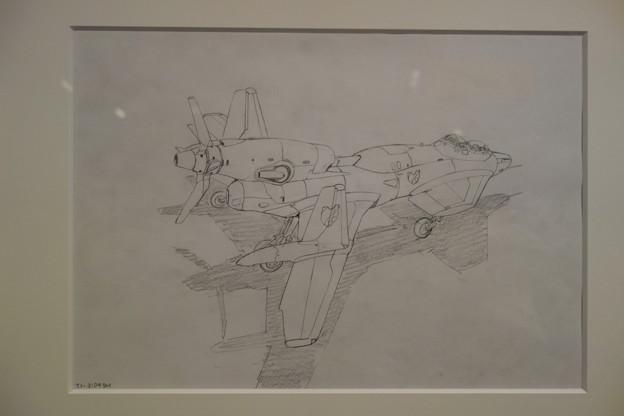 オネアミスの翼 戦闘機