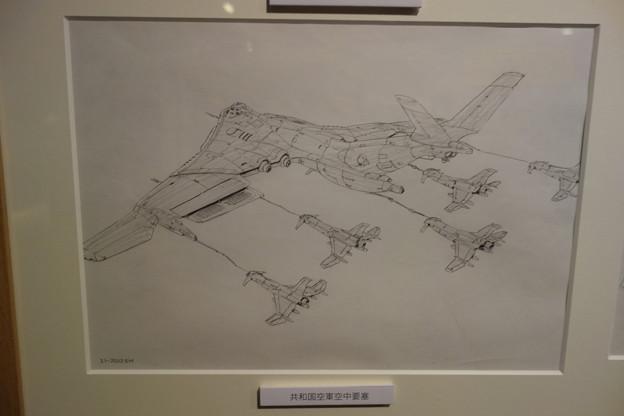オネアミスの翼 共和国空軍空中要塞