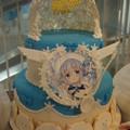 チノちゃんお誕生日ケーキ