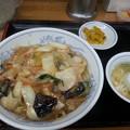 Photos: 中華丼 大盛り (*^^*)