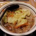 Photos: 野菜そば  美味しいデース(^-^)v 体が温まった♪