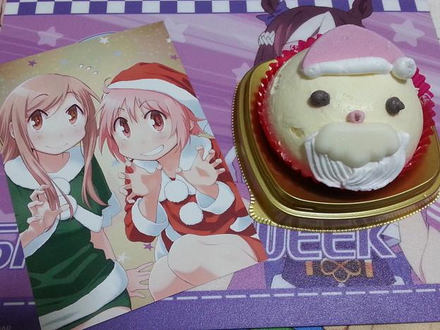 プチ メリークリスマス ~(  ̄▽ ̄)