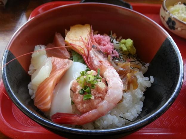 海鮮丼 安くて美味しいデース(^-^)v