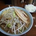 Photos: ラーメン金太郎  野菜ラーメン 半ライス