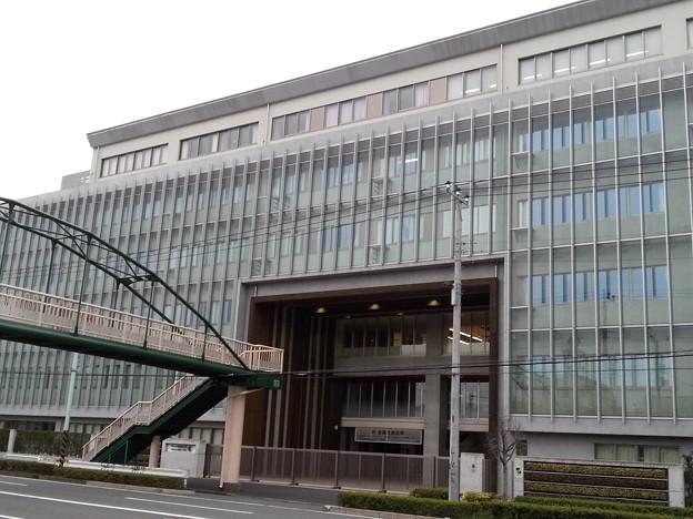 リリスパ 聖地巡礼 川崎高等学校付属中学校