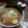 Photos: 長浜味噌ラーメン 美味しい:(≧▽≦)