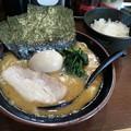 Photos: とき卵ラーメン ライス中 ランチセット