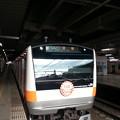 Photos: 中央線開業130周年ラッピング電車