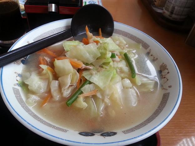 タンメン 美味い\(^-^)/