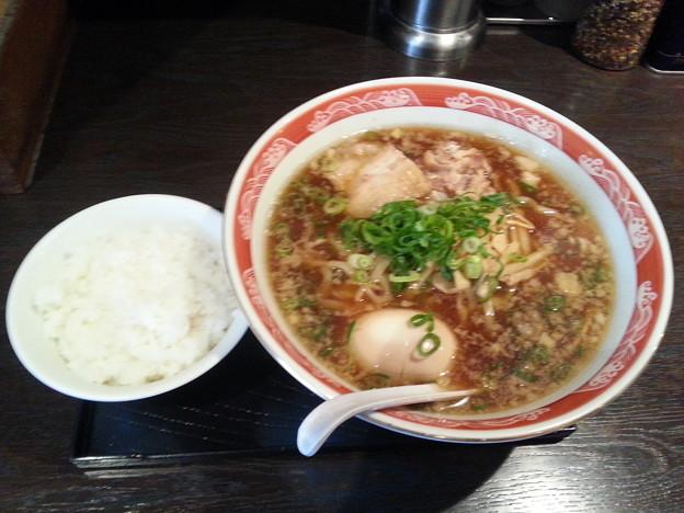 横浜で尾道ラーメン食べる~o(^o^)o
