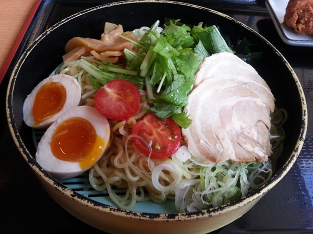坦々つけ麺 冷え辛美味しいデースo(^o^)o