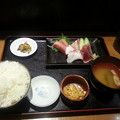 Photos: 刺身定食 ご飯大盛り