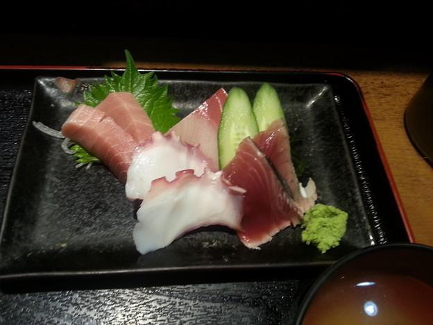 刺身 なかなか美味しい(*^^*)